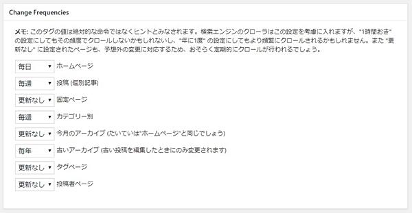 Google XML Sitemaps7
