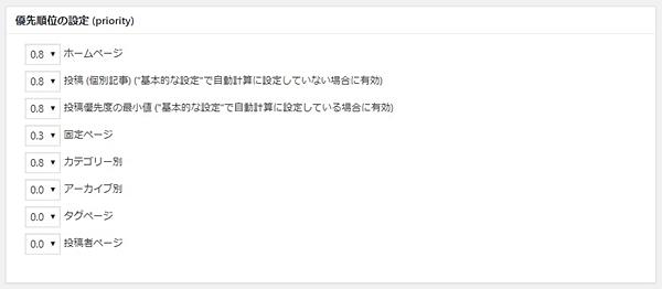 Google XML Sitemaps8