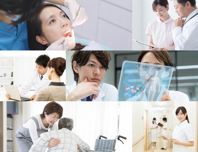 shutterstock-医療&介護